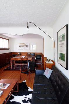 Ahhhhmazing DIY Success Story: Jean Prouve Potence Wall Lamp Replica By  Cedrick U0026 Sunny