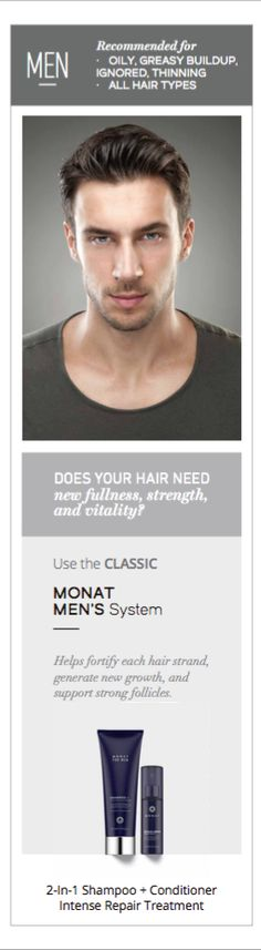 Not everyone has the same hair type. Make sure you are using the absolutely best Monat products to create amazing healthy hair. Does your hair type fit into the Monat Black line? http://bemorebeautifulnow.com