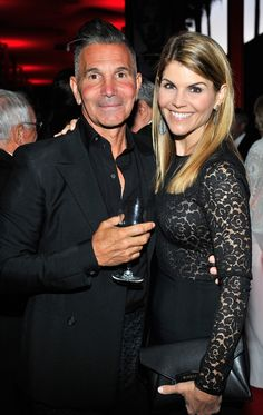EXCLUSIVE: Lori Loughlin Says John Stamos and Her Husband Mossimo are Good Friends!