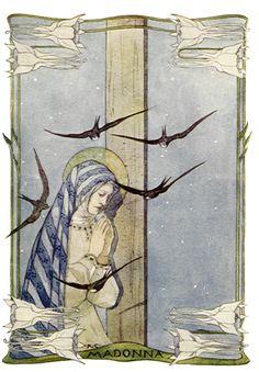 Madonna by Katherine (Kate) Cameron, (Scottish 1874-1965)