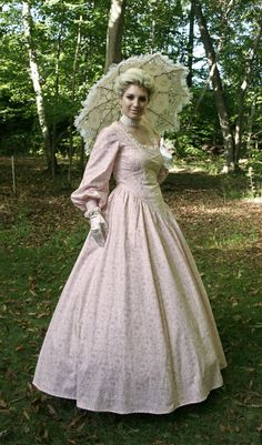 Maura antebellum inspired gown