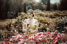 She's like a rose   par Megan Glc Photographe