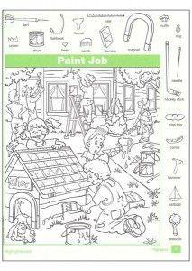 dikkat gelişimi için etkinlik öneri ve sayfaları (4) « Evimin Altın Topu