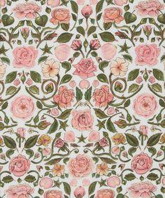 Liberty Art Fabrics Penrose D Tana Lawn Cotton | Home | Liberty.co.uk