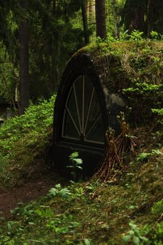 A Hobbit hole, mayhaps?