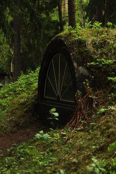 A Hobbit hole, mayhaps?