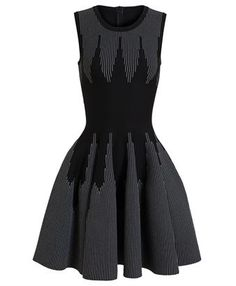 AZZEDINE ALAÏA Metropolis Stretch-Knit Dress