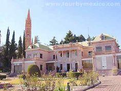 The Francisco Goitia Museum    Zacatecas Mexico  http://www.tourbymexico.com/zaca/zaca/zaca.htm