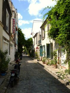 Pernety Quarter, rue des thermophiles, Paris XIV