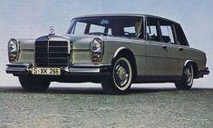 Mercedes-Benz W100 600 #mercedesclassiccars #mercedesvintagecars