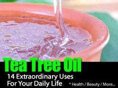 14 Extraordinary Uses For Tea Tree Oil In Your Daily Life