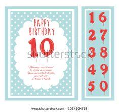 Vector Birthday Invitation Details Invitations Party