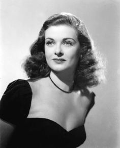"Joan Bennett, ""I don't think much of most of the films I made, but being a movie star was something I liked very much. Constance Bennett, Joan Bennett, Old Hollywood Movies, Classic Hollywood, Hollywood Style, Ronald Colman, Becoming An Actress, Cinema, Carole Lombard"