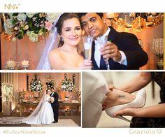 Graziela  Noivas Reais  By Gio Nova Noiva   #estilistagiosantos #novanoiva #bridal #weddingfoto #bridaldress #casamento #engaged #topbride #bridal #noiva #weddingdress #modanoiva #blogger #Wedding #bride #elance #beautiful #noivasreais  #bodas #married #fashionjob #topbride #sonho #dream #love #lifestyle #vestidosdeNoiva #noivas #weddinginspiration #vestidodossonhos #eusounovanoiva #casei @novanoiva @novanoivasapatos