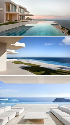 Swimming Pool // Sardinera House by Ramon Esteve Estudio // Costa Blanca, Spain
