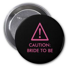 A cool hen party badge by #Wedding_Creations . You can customise this design and change the name of the bride to be or add each hen's name and create a unique and custom badge for all the hens. Make your #Hen_night go with a bang. There are also matching t-shirts, bags and hats too.