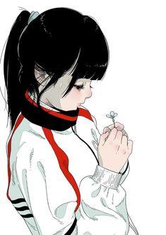girl, anime, cute, and anime girl