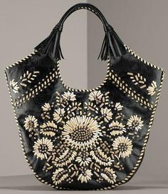 isabella fiore forget me not tote Isabella Fiore Forget Me Knot Tote... I really don't like purses but I like this one.