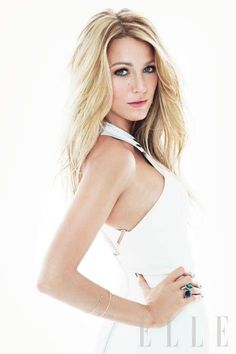 March 2012: Blake Lively