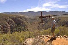 Cableway at Baviaanskloof Grand Canyon, Nature, Cable, Naturaleza, Grand Canyon National Park, Nature Illustration, Off Grid, Natural