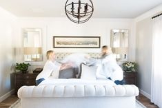 TALEGA BEACH HOUSE PROJECT // MASTER BEDROOM