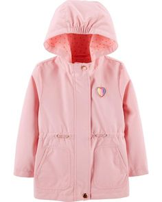dc115f0514e2 Toddler Girl Lightweight Pink Jacket from OshKosh B gosh. Shop clothing    accessories from