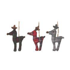 Hanging Reindeer Mix