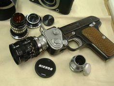 "The ""point & shoot"" camera."