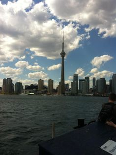Toronto, where I was born