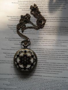 SALE 10% OFF 10pcs Necklace Pendant Bronze Antique Pocket by Azuraccessories, $66.50