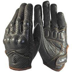 42284fce09a750 Comprar Guante Lem Sport Leather online en Motos Flandro Équipement Moto,  Biker, Tactical Gloves