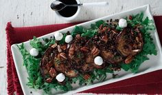Balsamic Eggplant with Lentils & Goat Cheese | Lentils For Every Season Volume 11 Garden to Table | Lentils.ca