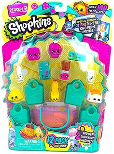 Shopkins Season 3 Pack) Set 4 ** Check this awesome product by going to the link at the image. Baby Girl Toys, Toys For Girls, Shopkins Season 3, Play Grocery Store, Shopkins Happy Places, Shopkins And Shoppies, Crafts For Kids, Arts And Crafts, My Little Pony Drawing