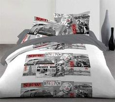 Marilyn Monroe printed bed linen | Home Decor Trends