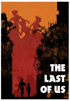 Last of Us poster -Will