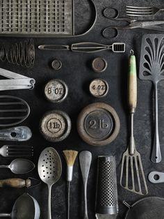 Vintage para la cocina