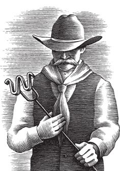 Lost Skills of the Cowboy Code: A man's word is his bond; Mind your manners; Humility; Stewardship; Ride for the brand