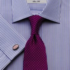 Royal bengal slim fit shirt | Slim fit formal shirts from Charles Tyrwhitt, Jermyn Street, London