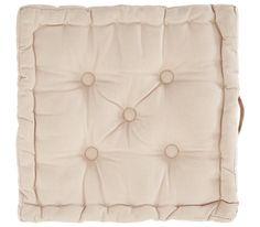 Sitzkissen Ninix in Grau, ca. Modern, Throw Pillows, Bed, Home, Terrace, Chair Pads, Textiles, Homes, Balcony