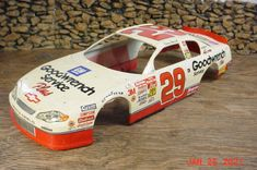 Monte Carlo #29 Goodwrench Kevin Harvick NASCAR Model Kit BODY ONLY 1/24 1/25 #UnknownQsD Kevin Harvick, Model Kits, Monte Carlo, Nascar, Boxes, Ebay, Crates, Box, Cases