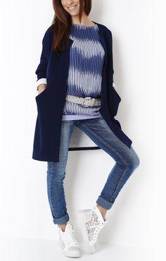 Eros Collection printemps/été 2015 #EROSCOLLECTION #PP15 #SS15 #blue #jeans #style #Friday