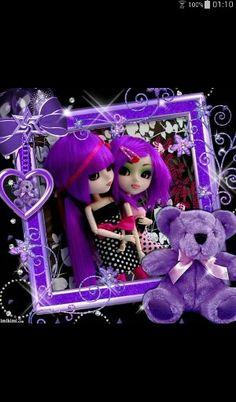 Dolls & teddy