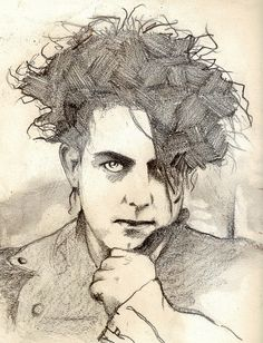 @Sarah Chintomby Chintomby Chintomby Chintomby Christian  the cure - Robert Smith