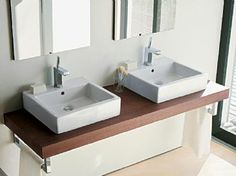 1000 images about stijlhuis design on pinterest duravit vanity units and - Vasque a poser duravit ...
