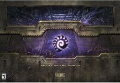 StarCraft 2 II Heart of the Swarm Collectors Edition SEALED! League Of Legends Account, Starcraft 2, Epic Games, Online Games, The Collector, Seal, Movie Posters, Wallpapers, Free