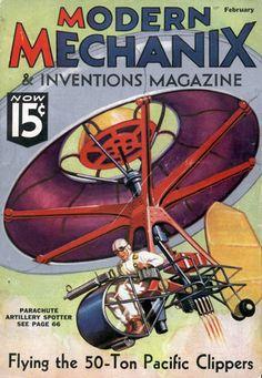 Modern Mechanix – Feb, 1936 | Modern Mechanix