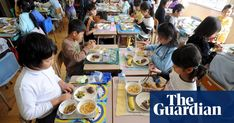Baked cod, miso and bok choy: unpacking Japan's healthy school lunches   World news   The Guardian
