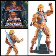 The new He-Man Classics 2.0 Filmation version is coming soon and available now for pre-order on mattycollector.com! You're damn right I'm ordering one! -Pete  Thanks to @hemania for the graphic and news!  #HeMan #MOTU #MastersOfTheUniverse #ByThePowerofGrayskull #IHaveThePower #Filmation #ClassicToys #80stoys #classiccartoons