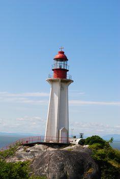 Lighthouse Park hiking trails.   West Vancouver Lighthouses, See Through, Hiking Trails, Camera Lens, Cn Tower, Vancouver, Photo Art, My Photos, Park