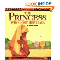 The Princess Who Lost Her Hair: An Akamba Legend (Legends of the World) by Tololwa M. Mollel - to cover African folktales, reviewers also said this helps cover the concept of kindness and weather (drought). HAVE